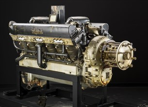 Packard 3A-2500 Geared Drive, V-12 Engine, 1926. Creator: Packard Motor Car Company.