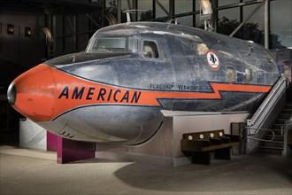 Douglas DC-7, 1956. Creator: Douglas Aircraft Company.