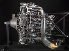 Nakajima Mamoru 11, Radial 14 Engine, Circa World War II. Creator: Fuji Koku Keiki.