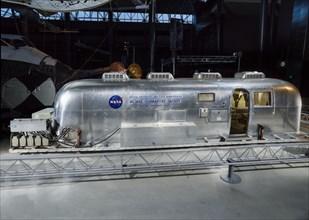 Mobile Quarantine Facility, ca. 1969. Creator: Airstream.