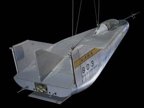 Lifting Body, M2-F3, 1960s. Creator: Northrop Norair.
