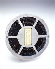 Altimeter, Zeppelin, L-49. Creator: G Lufft.