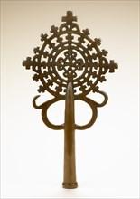 Processional cross, 15th century. Creator: Unknown.