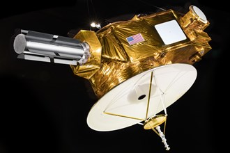 Spacecraft, New Horizons, Mock-up, model, 2008. Creator: Unknown.