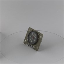Indicator, Fuel Pressure, Japanese Army, Type-98. Creator: Shimazu Manufacturing Company Ltd..