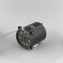 Indicator, Tachometer, Japanese Army, Type-100. Creator: Yokogawa Electric Machine Manufacturing Plant.