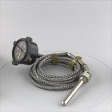 Indicator, Coolant Temperature. Creator: Electric Auto-Lite Co..