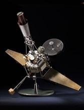 Model, Lunar Probe, Ranger. Creator: Unknown.