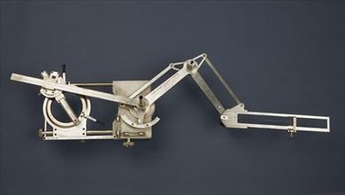 Drift Sight, Italian, Crocco, c.1917. Creator: Central Aeronautico Instituto.