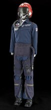 Flying suit, USAF Thunderbirds, 2006-2007. Creator: Gibson & Barnes.