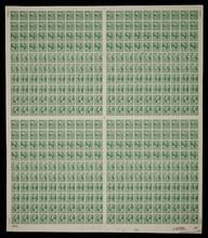 Presidential Series Washington experimental plate proof, 1938. Creator: Bureau of Engraving and Printing.