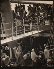 The Steerage, 1907, printed in or before 1913. Creator: Alfred Stieglitz.