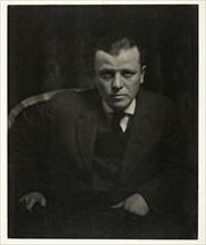 Arthur G. Dove, 1912. Creator: Alfred Stieglitz.