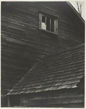 Barn-Lake George, 1922. Creator: Alfred Stieglitz.