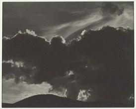 Equivalent, 1924. Creator: Alfred Stieglitz.