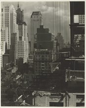 From My Window at An American Place, North, 1931. Creator: Alfred Stieglitz.