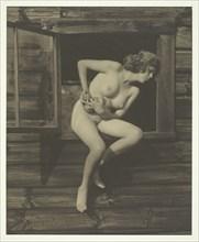 Georgia Engelhard, 1920. Creator: Alfred Stieglitz.
