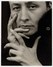 Georgia O'Keeffe, 1918. Creator: Alfred Stieglitz.