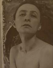 Georgia O'Keeffe, 1919/21. Creator: Alfred Stieglitz.