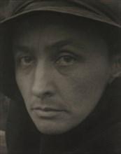 Georgia O'Keeffe, 1922. Creator: Alfred Stieglitz.