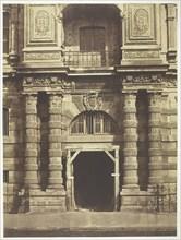 Bibliothèque Imperial du Louvre, Paris, 1854. Creators: Bisson Frères, Louis-Auguste Bisson, Auguste-Rosalie Bisson.