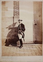 Prince Moskova at Chalons, 1857. Creator: Gustave Le Gray.