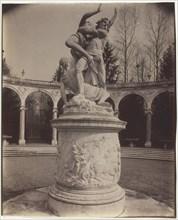 Versailles, La Collonnade, 1904. Creator: Eugene Atget.
