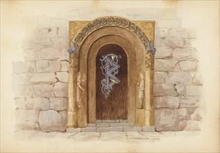 The Madame B Album, 1870. Creator: Marie Blanche Hennelle Fournier.