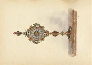 The Madame B Album, 1870s. Creator: Marie Blanche Hennelle Fournier.