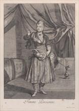 Femme Persienne, 1714-15. Creator: Unknown.