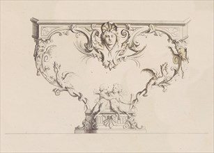 Livre de Tables de Diverses Formes, 1716 or after., 1716 or after. Creator: Jean Bernard Toro.