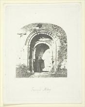 Furness Abbey, c.1853/58. Creator: William Henry Fox Talbot.