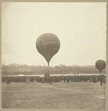 Le Geant, Champ de Mars, October 18, 1863, probably printed 1880/89. Creator: Nadar.