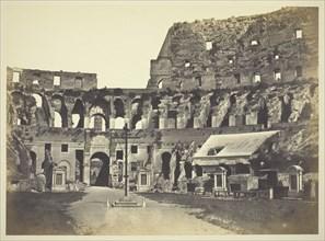 Coliseum, c. 1867. Creator: Robert MacPherson.