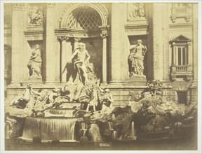 Fountain of Neptune, c. 1857. Creator: Robert MacPherson.