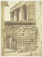 Photographs of Views of Rome, c. 1857. Creator: Robert MacPherson.