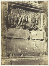 The Arch of Titus, 1855, 1855. Creator: Robert MacPherson.