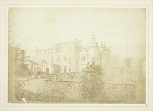 Abbotsford, 1844. Creator: William Henry Fox Talbot.