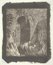 Copy of a Large Italian Print, Reduced in the Camera, c. 1840. Creator: William Henry Fox Talbot.