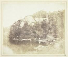 Loch Katrine, 1844. Creator: William Henry Fox Talbot.