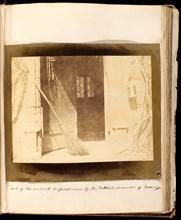 Untitled, 1844. Creator: William Henry Fox Talbot.
