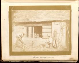 Untitled, c. 1845. Creator: William Henry Fox Talbot.