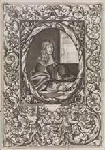 Diverses Pieces de Serruriers, page 2 (recto), ca. 1663. Creator: Jean Berain.