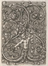 Diverses Pieces de Serruriers, page 15 (recto), ca. 1663. Creator: Jean Berain.
