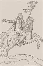 Enseigne des chevaux, 1581. Creator: Unknown.