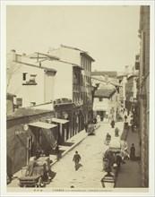 Firenze, via Nazionale, 1850-1900. Creator: Unknown.