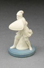 Chess Piece: Pawn, Burslem, 19th century. Creator: Wedgwood.
