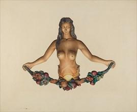Stern Piece, c. 1937. Creator: Robert Pohle.