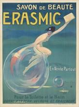 Erasmic, c. 1912. Creator: D'Ylen, Jean (1886-1938).