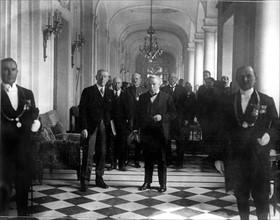 Conférence de Paix du 7 mai 1919